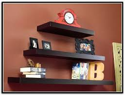 brown floating shelves canada morespoons d317d4a18d65