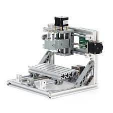 2 of 10 diy cnc router kit usb mini 3 axis wood carving engraving machine pcb milling
