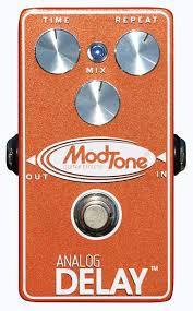 Modtone vintage analog delay