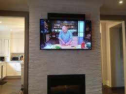 Over The Fireplace Tv Cabinet 13 Best Images About Sound Bar Installation Ideas On Pinterest