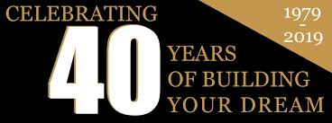 40 Year Anniversary | Weaver Custom Homes