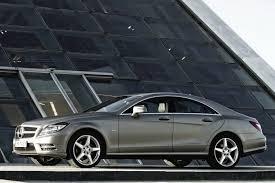 Mercedes-Benz Drops More Photos of 2012 CLS Sports Sedan | Carscoops