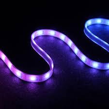 Led Rope Lights Home Depot Led Rope Lights Home Depot Led Pixel Strip Light Inspiration