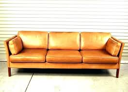 light colored leather sofa brown decorating ideas