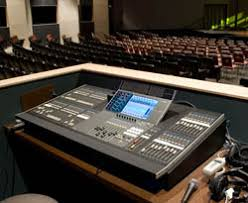 church sound system. making an inexpensive system sound like a million bucks is the ultimate challenge church