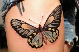 Tetování Motýl Význam