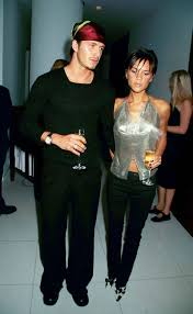 David And Victoria Beckham Are Fashions First Couple Vogue