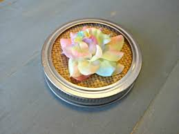 Decorative Mason Jar Lids Unisex Baby Shower Favors Decorative Mason Jar Lid Multi Color 42