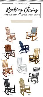 add curb appeal to your front porch with these affordable porch rocking chairs easy outdoor