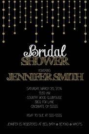 Couple Wedding Shower Invitations Bridal Couple Wedding Shower Invitation Any Colors Gold