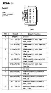 i have a 2001 ford sport trac and the drivers door window goes sport trac rear window switch at 2001 Ford Explorer Sport Trac Rear Window Wiring Diagram
