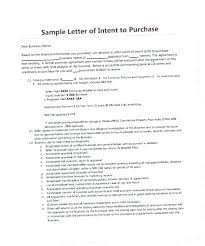 Free Sample Of Non Binding Letter Intent Template