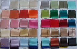 Satin Color Chart 01 Buy In Surat
