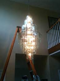 cleaning crystal chandelier image titled clean a step chandeliers