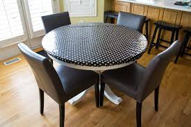 outdoor tablecloths round 70 inch tablecloth black color with white polkadot motive random 2 kitchen table
