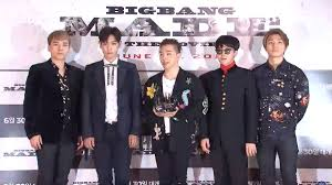 Big Bang South Korean Band Wikipedia