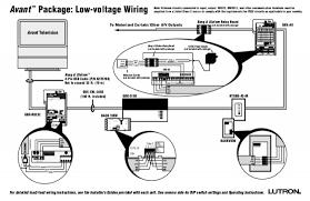 """avantâ""""¢ package low voltage wiring lutron"""