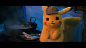 First Detective Pikachu Movie Trailer Revealed