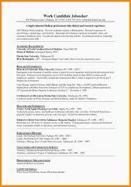 Wharton Resume Template Awesome 16 Mft Intern Resume Mft Internship