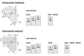 Armadio Angolare Per Ingresso : Armadio con angolo spogliatoio reflex napol arredamenti