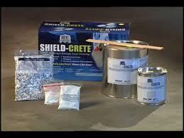 H C Shield Crete Epoxy Concrete Floor Coating Product Video