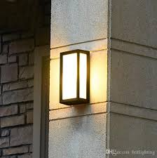 funky outdoor lighting. 2017 Wall Sconce Outdoor Lighting Lamps Waterproof Exterior Intended For Decor Funky