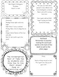 Kindergarten Coloring Miss Kindergarten Newsletter Writing