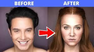 10 amazing makeup transformations makeup photos before after