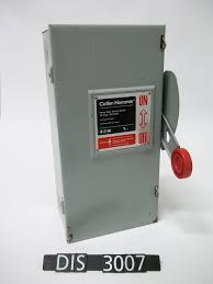 disconnects for sale new other cutler hammer 250 volt 30 amp Inside Of Fuse Box 240v 30 Amp Burned disconnects for sale new other cutler hammer 250 volt 30 amp fused disconnect safety switch