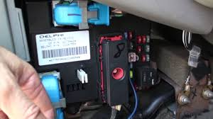 05 chevy malibu fuse box locations youtube 2004 impala fuse box location at 04 Impala Fuse Box Location