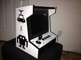 Cocktail Arcade Cabinet Kit Diy Bartop Arcade Machine Laptop Trips Other And Its Always