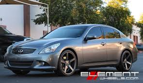Infiniti G35 Wheels and G37 Wheels and Tires 18 19 20 22 24 inch