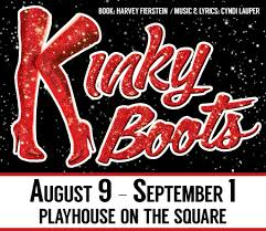Kinky Boots Playhouse On The Square Memphis