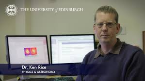 Ken Rice - Physics and Astronomy - Research In A Nutshell - School of  Physics and Astronomy -15/11/2012 - Media Hopper Create