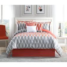 and white striped bedding pink grey black bedspread orange king comforter blue beds