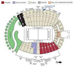 35 Unbiased Lt Smith Stadium Seating Chart