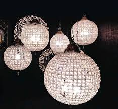crystal ball for chandelier and amazing home design with fancy your diy interior ideas 870x800px