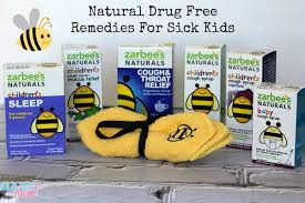 Natural Drug Free Cold Remedies For Children Zarbees