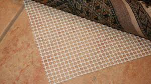 rug pads and carpet underlays supply
