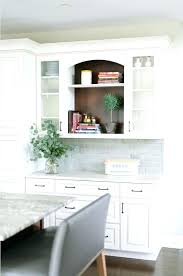 built in china cabinet dining room sideboards zing kitchen hutch ideas custom astonishing cabinets white within