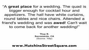 hutchins street square reviews lodi ca wedding venues reviews