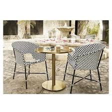 outdoor furniture crate and barrel. Cb2 Outdoor Furniture. Brava Wicker Dining Chair   CB2 Furniture Crate And Barrel B