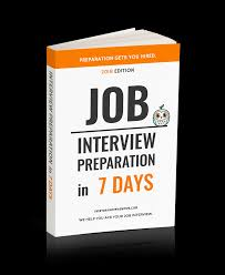 Tips For Interview Job Interview Preparation In 7 Days