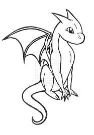 Small Picture Cool Baby Dragon Coloring Pages Cool And Best 6938 Unknown