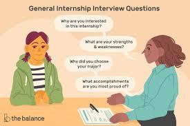 sle internship interview questions