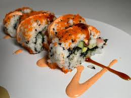 sushi, King Crab California Roll ...