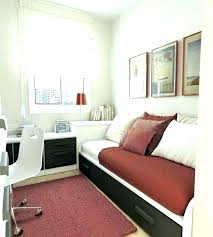efficient furniture. Small Trundle Bed Bedroom Posters With Layout Modern Efficient Furniture