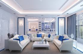 blue and white living room decorating ideas. Delighful White And Blue White Living Room Decorating Ideas