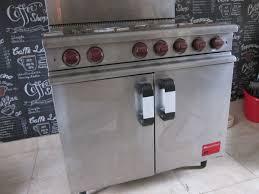 Masterchef Kitchen Appliances Secondhand Catering Equipment Gas Range Cookers Masterchef