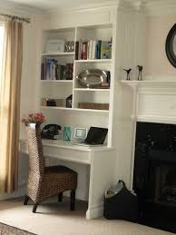 home office in living room. living room office layout traditional home idea in nashville